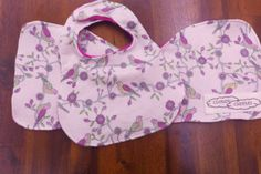 Burping cloth and bib - flannelette Burp Cloths, Trending Outfits, Children, Handmade Gifts, Unique, Baby, Clothes, Vintage, Young Children