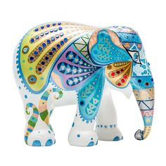 Elephant Parade Webshop - Be part of it! Mosaic Wings - All elephants - Olifanten