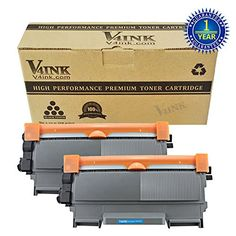 Set of 6 TN450 High Yield Laser Toner Cartridge for Brother Intellifax 2840 2940