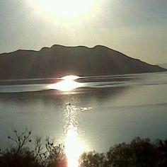 Hartebeespoort dam. South Africa