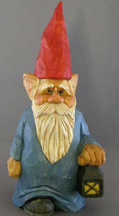 Heres Flint, another hard working gnome. He has managed the lighting for his clan for years and has never left them in the dark. He may get covered