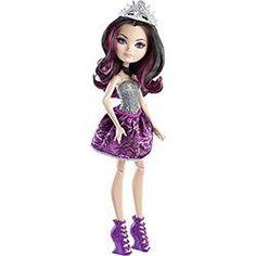 Ever After High Bonecas Básicas Raven Queen - Mattel