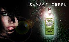 Savage Green by Okytay.deviantart.com