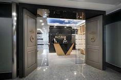 Casa Alitalia , Fiumicino, 2016 - Studio Marco Piva