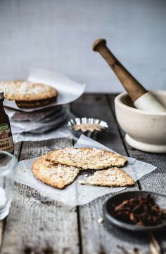 Spanish olive oil tortas recipe from Top With Cinnamon by Izy Hossack   Cooked