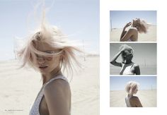 AbbeyLeeBazaar4 Abbey Lee Kershaw Takes to the Desert for Harpers Bazaar Australia January 2013 by Simon Upton