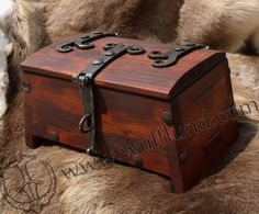 HISTORIC chest | Medieval chests