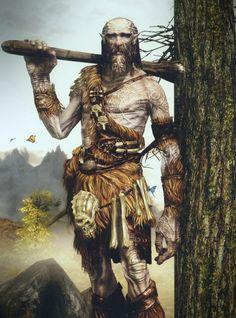Elder Scrolls (Skyrim)  -  Giant  -  #skyrim