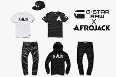 Afrojack x G-Star