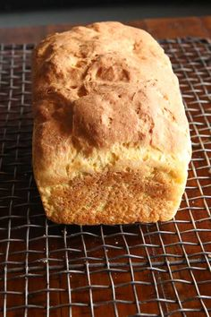 How to Make Gluten-Free Bread --Cooling