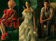 The Hunger Games: Catching Fire Capitol Portraits: See Them All ...