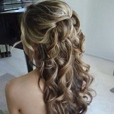 I'd love to have my hair like this :)