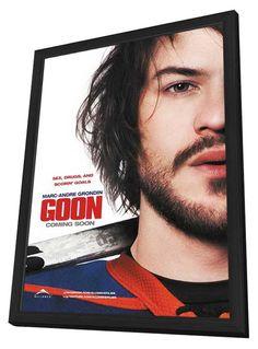 Goon 27x40 Framed Movie Poster (2012)