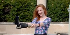 Selfie stick arm - so you don't look so lonely in your narcissistic selfies.