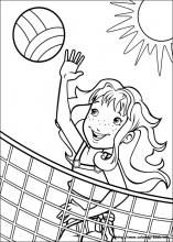Holly Hobbie coloring pages on Coloring-Book.info