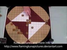 Sample Pai Sho Game (Atla/Lok) - YouTube