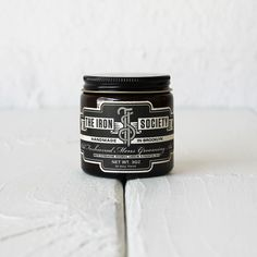 This is the pomade I use. Great hold, not heavy, styles well and has a fresh Jamaican rum musk scent.
