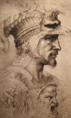 Michelangelo, Untitled on ArtStack #michelangelo #art