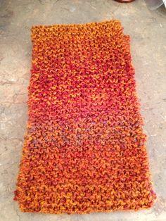 Wildfire infinity scarf