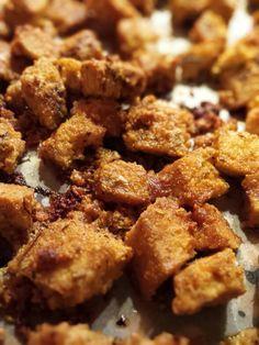 le tofu pané aux sésames - | tofu, vegans and yummy food