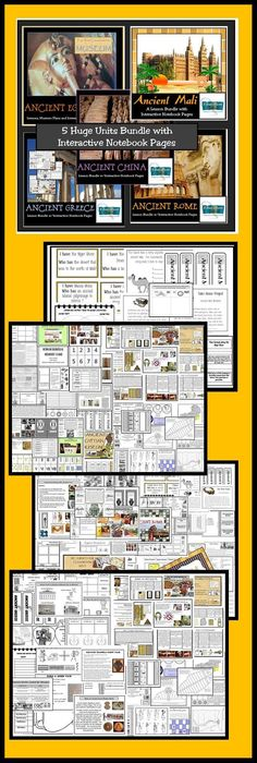 1000  images about ancient civilizations lessons  u0026 activities on pinterest