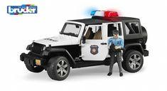 Jeep Wrangler U.R Polis Aracı Ve Memur - 02526