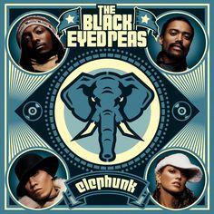 The Black Eyed Peas - LP -  Elephunk - 2003
