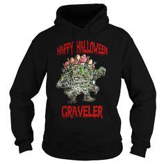 HAPPY HALLOWEEN  GRAVELER T Shirts Uk, Rock T Shirts, Cheap T Shirts, Tee Shirts, Holidays Halloween, Happy Halloween, David Bowie T Shirt, Plus Size Shirt Dress, Beer Pictures
