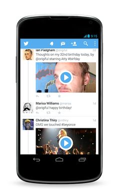 Twitter for Android app....   Get tweeting with me @segujer