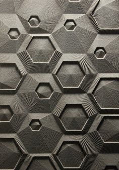 Hexagonal pattern via Patternatic