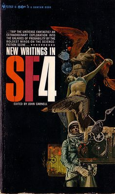 Incredible Vintage SF Paperback Covers by modern_fred, via Flickr