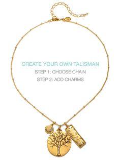 Create Your Own Talisman?