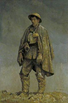 Mud by Gilbert Rogers. c. 1919