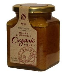 Taverne organic Honey jar