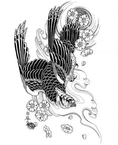 Traditional japanese phoenix tattoo designs beautiful 8 best tattoos for real images of unique traditional japanese Japanese Phoenix Tattoo, Tattoo Japanese Style, Japanese Tattoo Symbols, Traditional Japanese Tattoos, Japanese Sleeve Tattoos, Nature Tattoo Sleeve, Fairy Tattoo Designs, Phoenix Tattoo Design, Desenho Tattoo