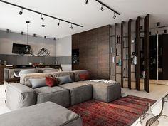 Галерея интерьеров – ул. Маршала Тухачевского - квартира 80 кв.м