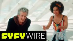 Doctor Who's Pearl Mackie and Michelle Gomez on 13th Doctor | San Diego ...