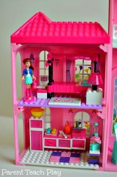 10 Benefits of Mega Bloks Building Kits + enter to win a Mega Bloks Barbie product of your choice! - Parent Teach Play