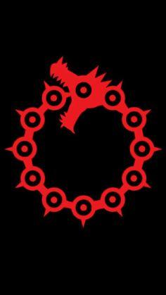 Nanatsu no Taizai Dragon Sin of Wrath Logo HD Mobile, Smartphone and PC, Desktop, Laptop wallpaper resolutions. Seven Deadly Sins Tattoo, Seven Deadly Sins Anime, 7 Deadly Sins, All Anime, Otaku Anime, Anime Art, Meliodas Vs, Demon King Anime, Orochimaru Wallpapers