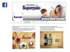 Peça: Artes para Facebook Cliente:  Superpão Praça: Guarapuava-PR www.i9suaideia.com.br #inovacao #agenciapublicidade #marketingdigital