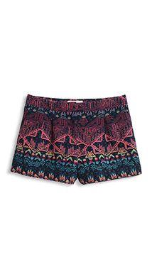 Hot pants, etno