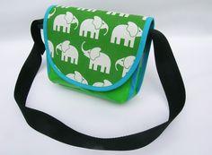 Kindergartentaschen - Kindergartentasche - ein Designerstück von Taschenmacherei bei DaWanda Lunch Box, Etsy, Handmade, Handbags