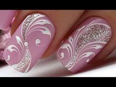 Womens Day Nail Art Designs 2019 Amazing Na Winter Nails, Spring Nails, Summer Nails, New Nail Art, Cool Nail Art, Nails Factory, Instagram Nails, Best Nail Art Designs, Toe Nails