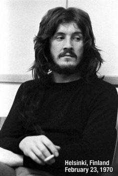 John Henry Bonham, 1970