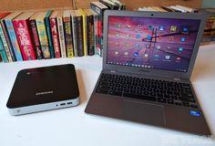 New Samsung Chromebook & Chromebox review: Chrome OS grows up  http://www.theverge.com/2012/5/29/3048298/chromebook-chromebox-chrome-os-review-2012