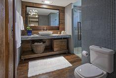 これからやって来る寒い季節に、木材を使った暖かで居心地の良いバスルームはいかがですか?天然素材ならではの暖かみと豊かな質…