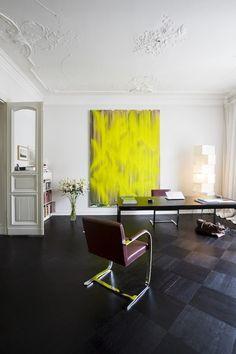 OFFICE:  Neon Interior Designs