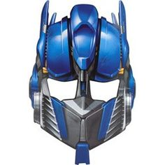 Cool masks for Transformers party
