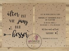 ** ♥ Birthday invitation ♥ ** Here you get an invitation card, both sides . ** ♥ Birthday invitation ♥ ** Here you get an invitation card, printed on both sides. Invitation Card Birthday, Invitation Cards, Party Invitations, Birthday Cards, Happy Birthday, Birthday Parties, Free Birthday, 20th Birthday, Birthday Celebrations