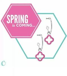 Coming out with dangles and studs Cathandlin.origamiowl.com